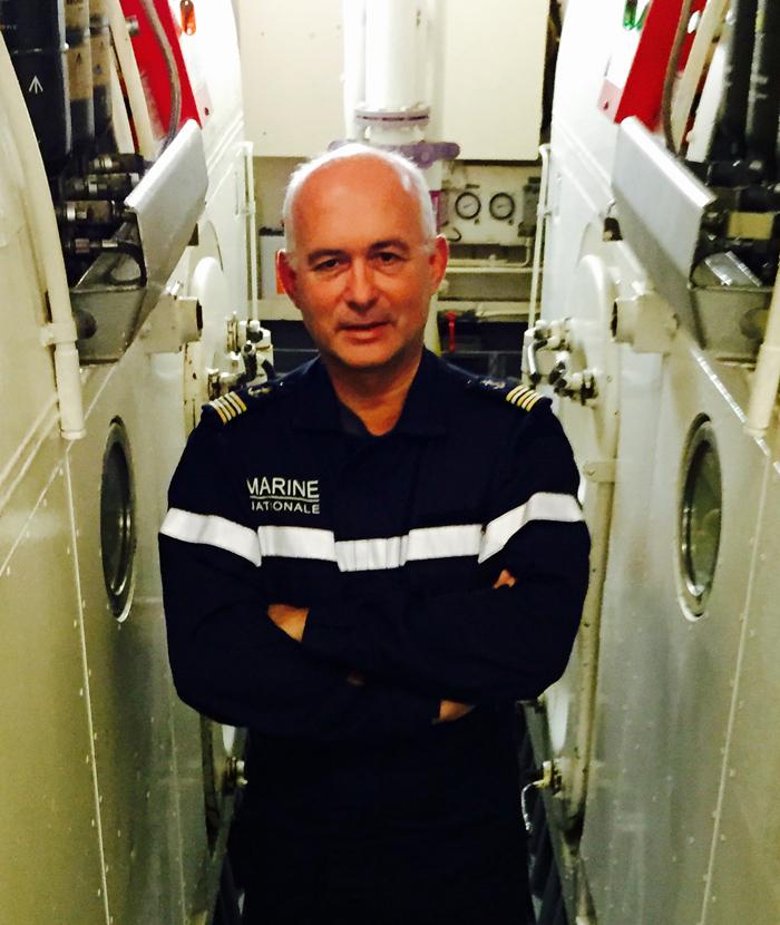 Défense: A bord de la Frégate anti-sous-marine, Primauguet