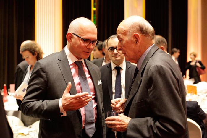 Avec le Président Valéry Giscard d'Estaing, Paris