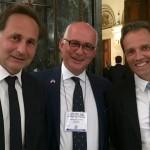 AMERICAN BAR ASSOCIATION, rentrée du Barreau américain à CHICAGO, FHB avec le Bâtonnier Pierre-Olivier SUR et le Vice-Bâtonnier Laurent MARTINET